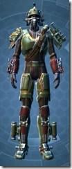 Devoted Allies Boltblaster - Torian Front