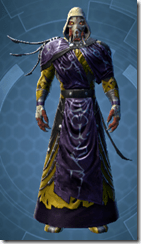 Devoted Allies Duelist Dyed