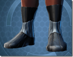 Devoted Allies Duelist Male Boots