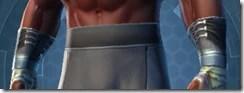 Devoted Allies Duelist Male Bracers