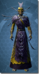 Devoted Allies Force-lord Dyed