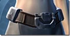 Devoted Allies Force-lord Female Belt