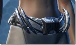 Devoted Allies Force-lord Female Sash