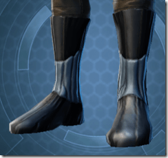 Devoted Allies Force-lord Male Boots