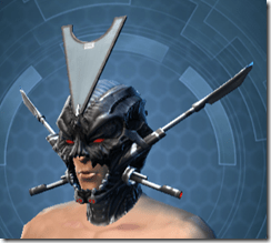 Devoted Allies Force-lord Male Headgear