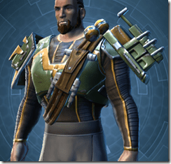 Devoted Allies Med-tech Male Body Armor
