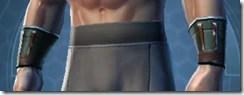 Devoted Allies Med-tech Male Bracers