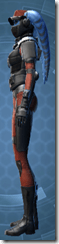 Devoted Allies Targeter - Vette Left