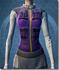 Fort Commander's Chestguard Dyed