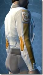 Fort Commander's Chestguard - Male Right