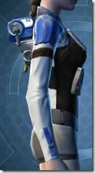 Garnik Infantry Armor - Female Right