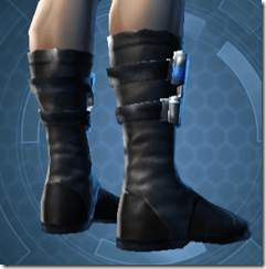 Garnik Infantry Boots - Male Right
