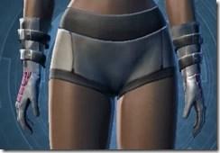 Harbinger's Gloves - Female Front