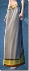 Harbinger's Lower Robe - Female Left