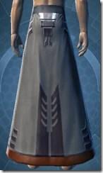 Harbinger's Lower Robe - Male Back