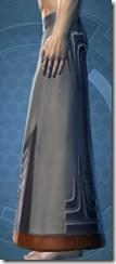 Harbinger's Lower Robe - Male Left