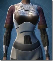 Hardguard Armor - Female Front