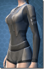 Hardguard Armor - Female Left