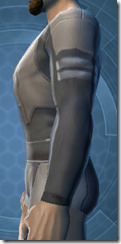 Hardguard Armor - Male Left