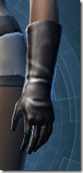 Hardguard Gauntlets - Female Left