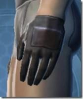 Hardguard Gauntlets - Male Left