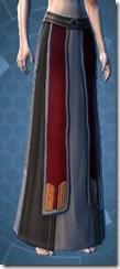 Investigator Female Lower Robe