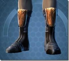Investigator Male Boots