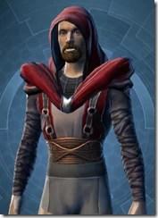 Investigator Male Robe