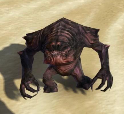 Juvenile Tyrant Rancor Front