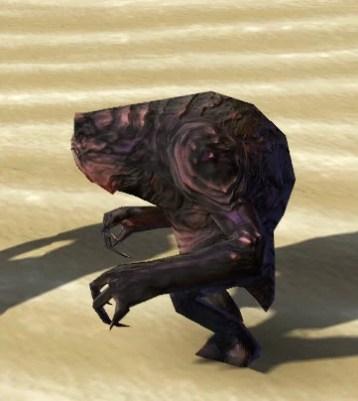 Juvenile Tyrant Rancor Side