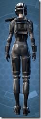 MA-44 Combat - Female Back