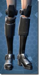 MA-44 Combat Female Boots