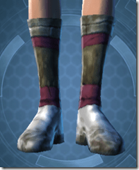 Mining Shoes Dyed