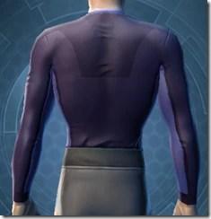 Mining Vest - Male Back