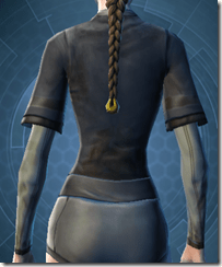 Nerf-Herder's Tunic - Female Back
