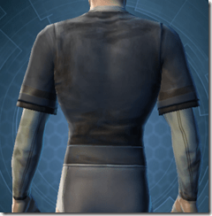 Nerf-Herder's Tunic - Male Back