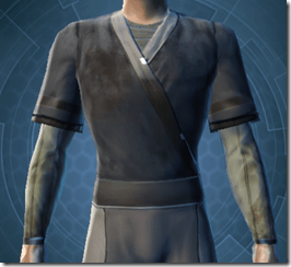 Nerf-Herder's Tunic - Male Front