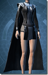 Noble Commander Female Coat