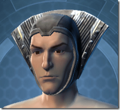 Noble Commander Male Headgear