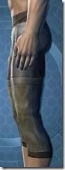 Padded Legwraps - Male Left