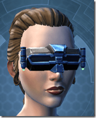 Pathfinder Female Visor