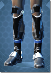Pathfinder Male Boots