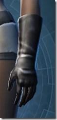 Plastiplate Gauntlets - Female Left