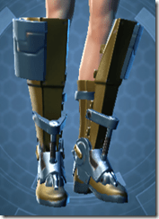 Powered Exoguard Female Boots