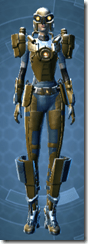 Powered Exoguard - Female Front