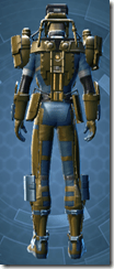 Powered Exoguard - Male Back