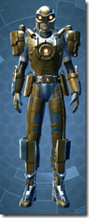 Powered Exoguard - Male Front