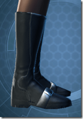 RD-02A Battle Boots - Female Right