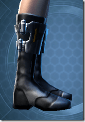 RD-12A Assault Boots - Female Right