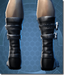 RD-12A Assault Boots - Male Back